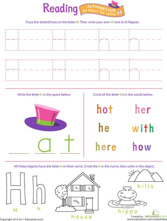 12 best letter hh is for hippo and images on pinterest preschool ideas alphabet letters. Black Bedroom Furniture Sets. Home Design Ideas