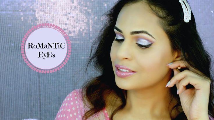 ♡Romantic Eyes♡ | Kryolan Marble Pigment Eye Makeup