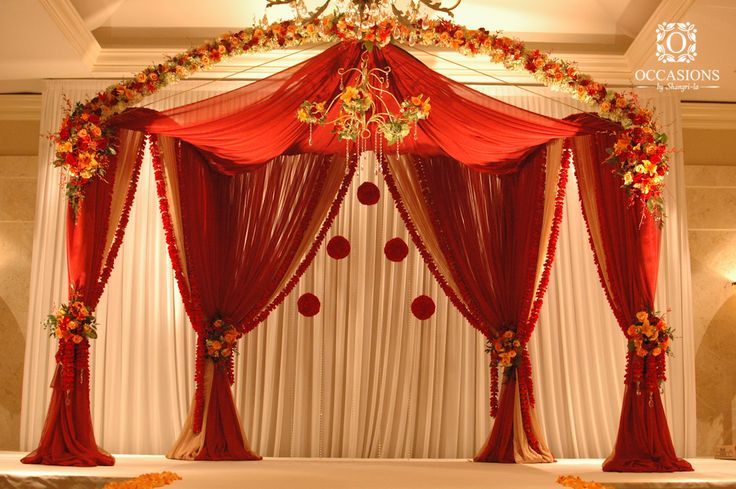 1000 Ideas About Gold Weddings On Pinterest: 1000+ Ideas About Wedding Mandap On Pinterest