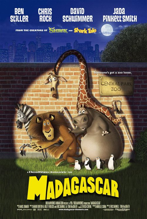 Watch->> Madagascar 2005 Full - Movie Online