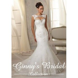 Angelina Faccenda Bridal Gown by Mori Lee Bridal 1285