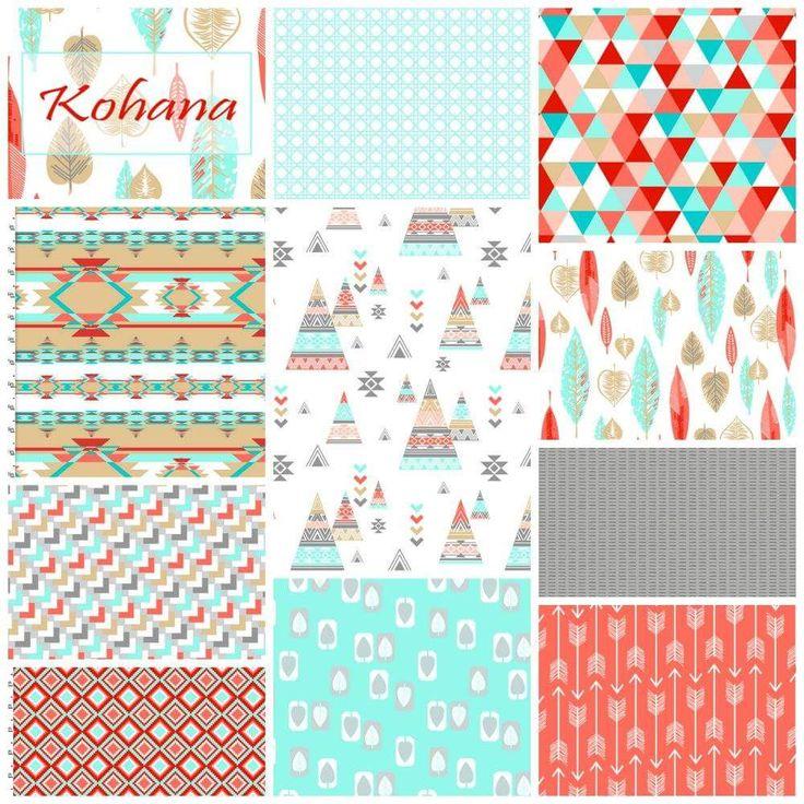 Kohana from 3 wishes fabrics