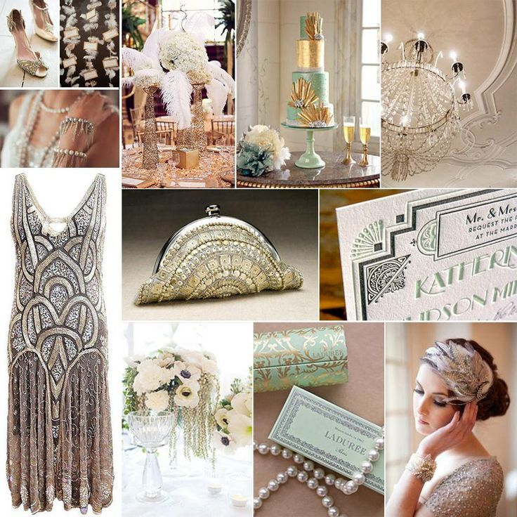 166 best Gatsby Wedding images on Pinterest Marriage Great