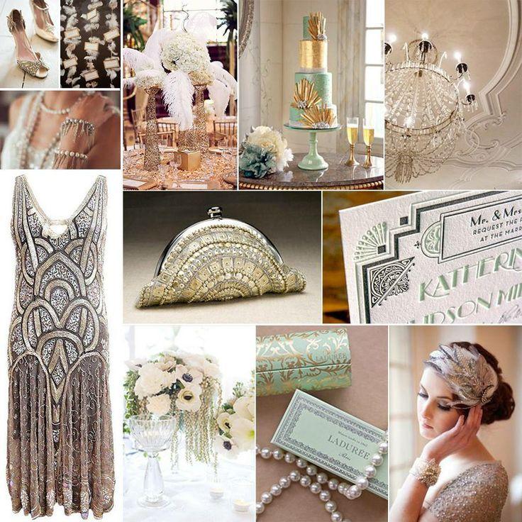 166 Best Gatsby Wedding Images On Pinterest | Marriage, Great Gatsby Wedding  And Dream Wedding