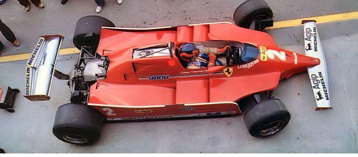 1980 ITALIAN GRAND PRIX -TESTING THE FIRST FERRARI TURBO IMOLA
