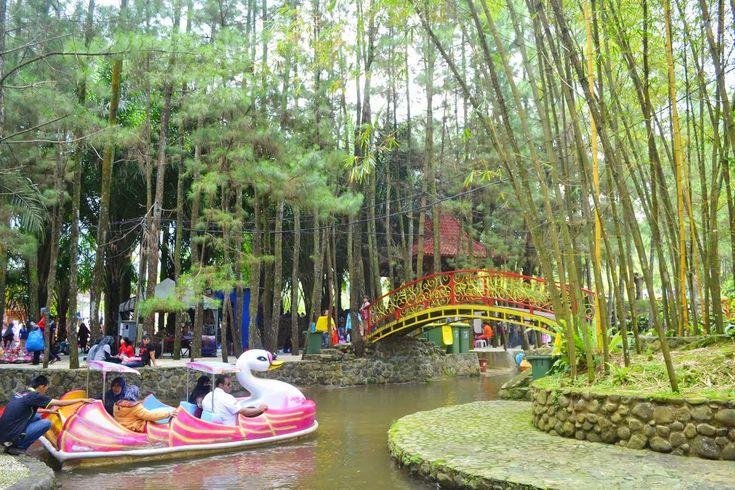 Harga Tiket Masuk dan Lokasi Wisata Taman Matahari, Wahana Rekreasi Keluarga di Puncak Bogor