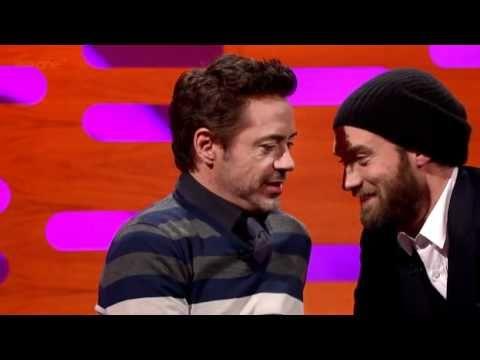 The Graham Norton Show S10E08 Jude Law, Robert Downey Jr.,  Start at 17:14