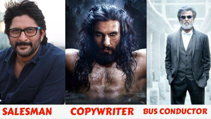 12 Bollywood Stars who did Common Job before Become Famous