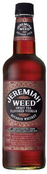 Jeremiah Weed Sweet Tea Bourbon Flavored Vodka $59.00  #vodka #gift #1877spirits