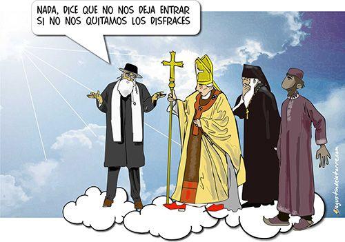 Diálogo interreligioso y procesos de paz en Colombia - Revista de información social y religiosa