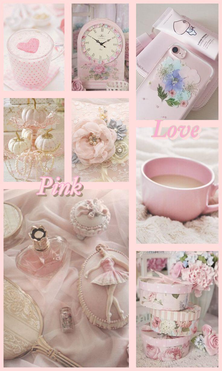 Pink wallpaper by ŚฬέέȶǸέʂʂ💋 on ɠιr̸ℓιʂɧ щąιιʑ