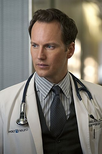 """Patrick Wilson in A Gifted Man from """"In Case of Co-Dependents"""""""