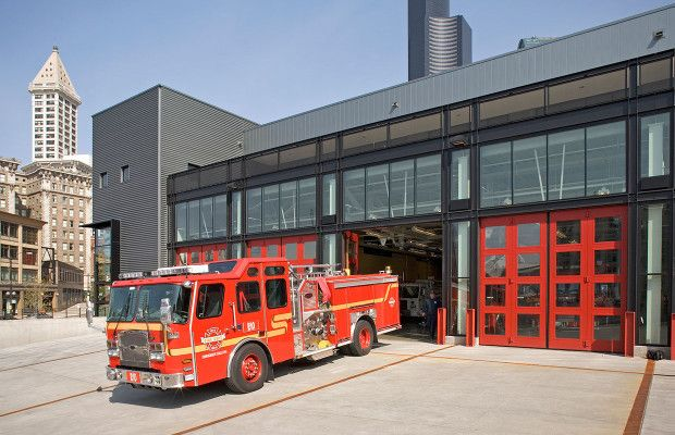 55 Best Images About Fire Station Design On Pinterest