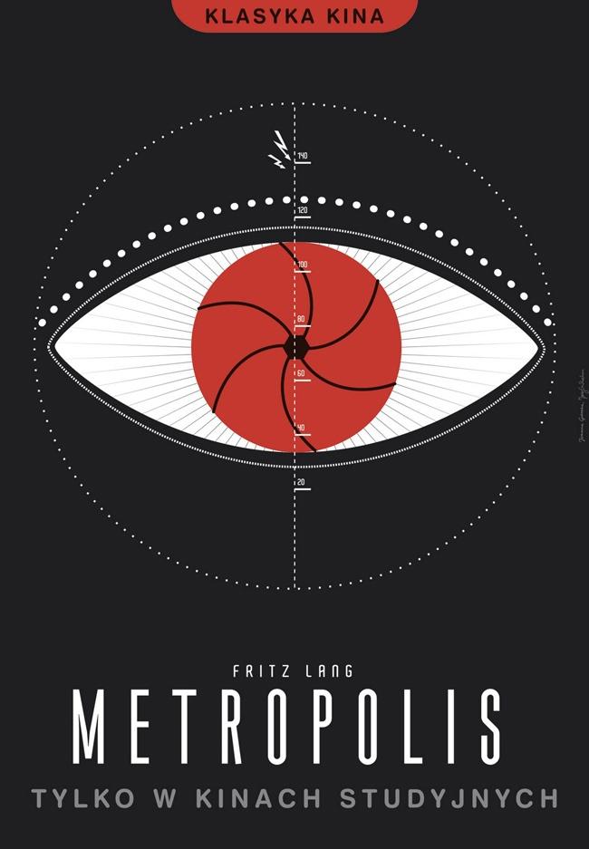 Contemporary Metropolis poster (poland)