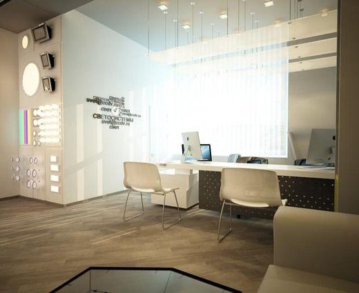 Дизайн офиса продаж. Офис