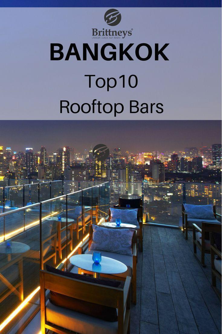 Rooftop Bar Bangkok – Top 10