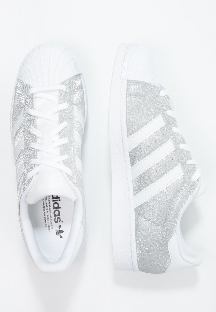 Adidas Originals Superstar Baskets Basses Silver
