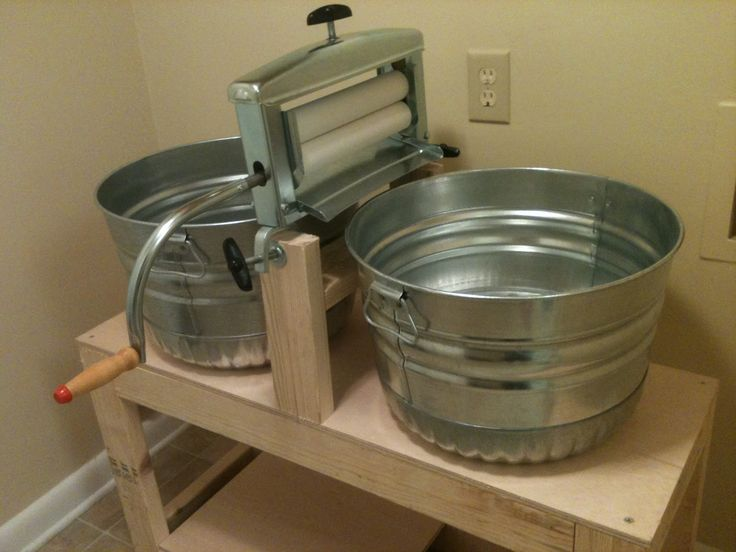 Off Grid Laundry: Building Washing Station | Explore.Build.Do