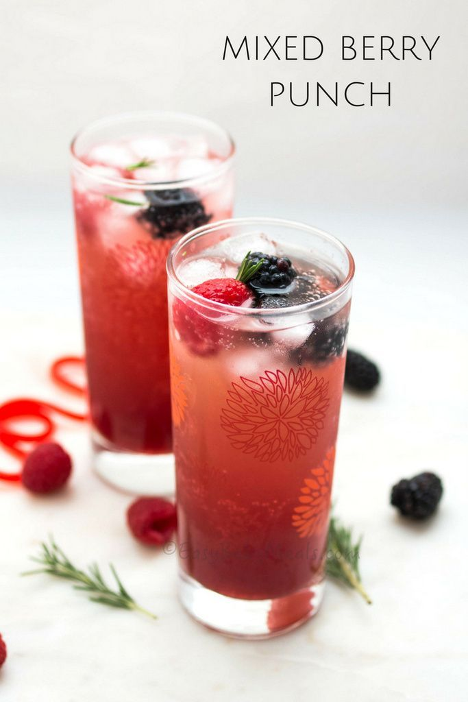 A quick refreshing drink for any occasion. This can be perfect for upcoming Valentines Day. www.easybabymeals...