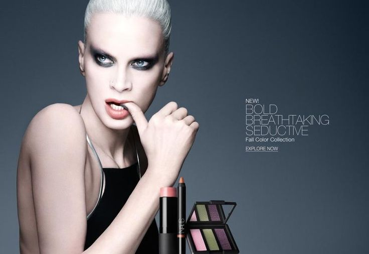 Nars Cosmetics - Françcois Nars Fall Color Collection 2012