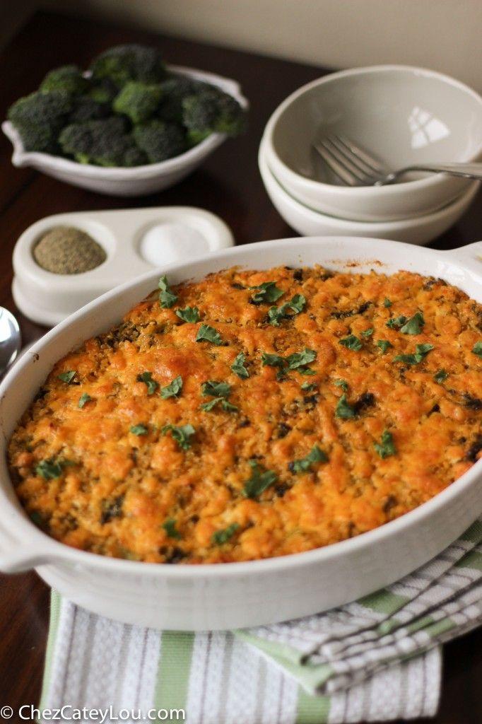 ... Buffalo Chicken Quinoa en Pinterest | Pollo Buffalo, Receta De Quinoa