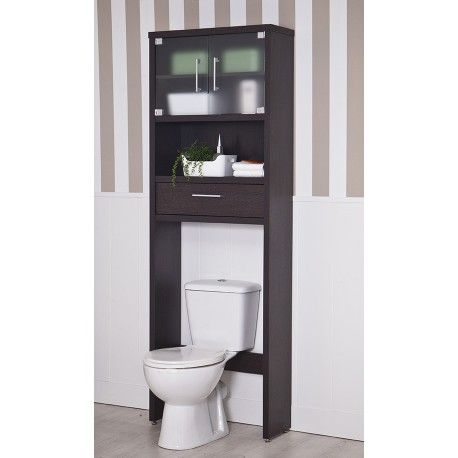 Mueble sobre inodoro 8950 - Topkit #decoracion #interiorismo #muebles #baratos #baño