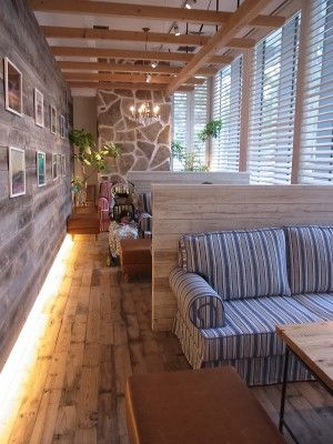 画像:ロンハーマンみたいにしたい!お部屋を西海岸風インテリアにするコツ! - Weboo