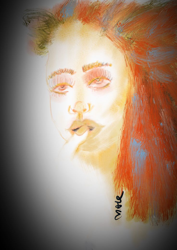 Perplexing still... Artwork by Maria Mak