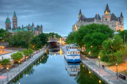 Ottawa, Ontario - Several times.