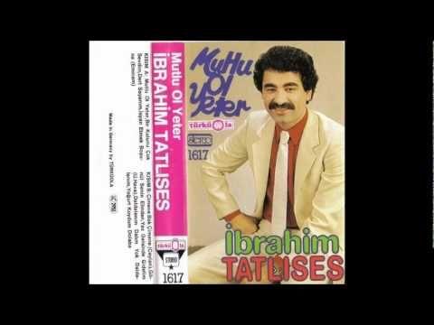 Ibrahim Tatlises - Yogurt Koydum Dolaba