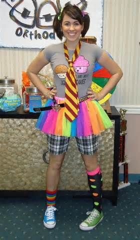 wacky outfit ideas - Yahoo Image Search Results - needs to be modified for school