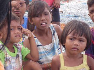 VideoBlog: Isola di Batang Dua: bambini e sorrisi