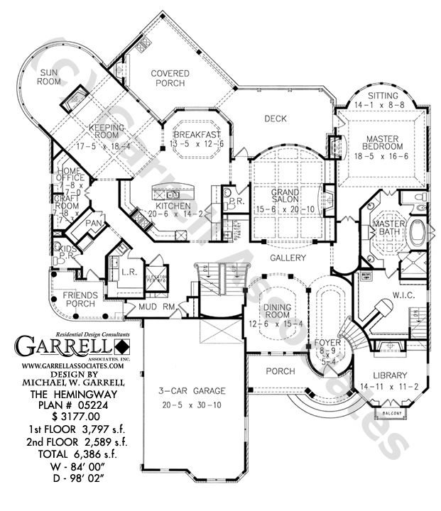 71 best house plans images on pinterest dream house plans, house House Plans Elevations Search hemingway house plan house plans by garrell associates, inc house plans & elevations search