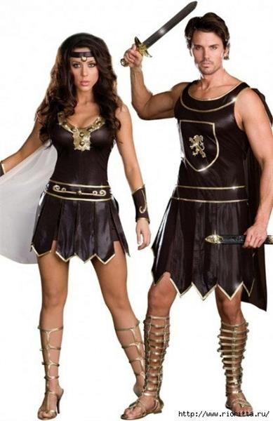 Карнавалные костюмы для взрослых