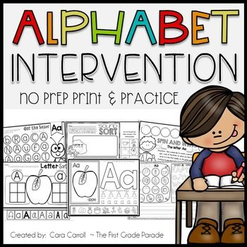 Best Letter Recognition Rti Images On   Alphabet