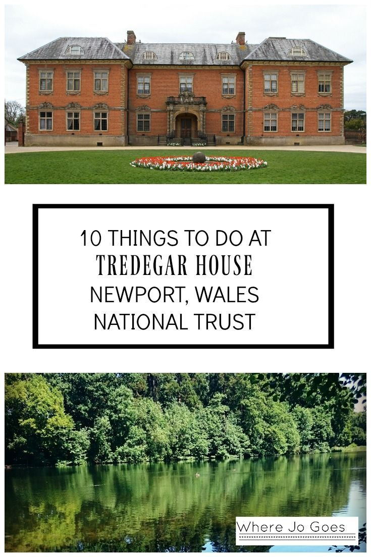 Visit Tredegar House, National Trust property near Newport, Wales.  Learn about the Morgan family and their bon viveur ways and links to key events in British history.  Lake, gardens, mansion house, stables, extensive lawns, playground.  National Trust  Wales  Great Britain  Country Houses  Mansions  Historic Houses