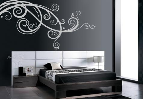 Swirls :: Swirl 05 - Makaii Wall Decals