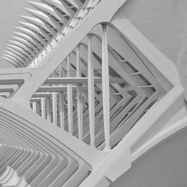 Calatrava square / on1stsite. / (CC BY)