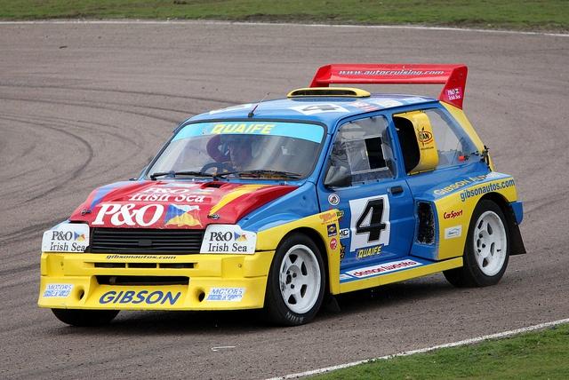 Rallycross Cars For Sale In Ireland