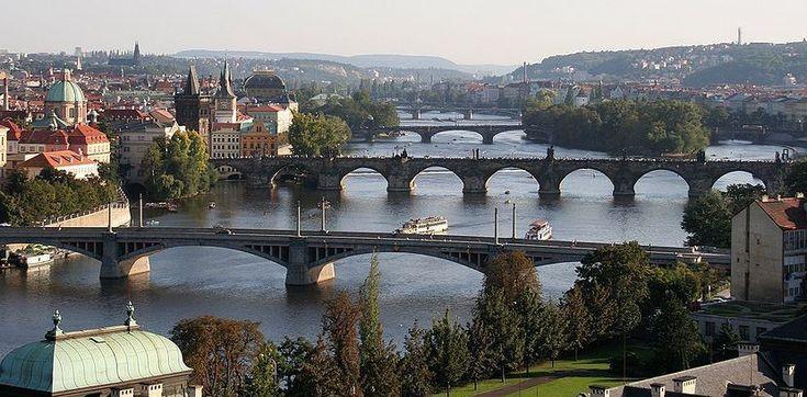 Viaje otoñal para conocer Praga - http://www.absolutpraga.com/viaje-otonal-para-conocer-praga/
