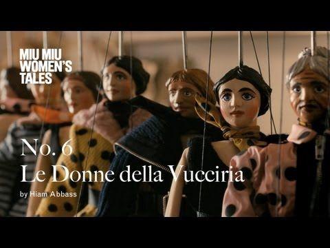 LE DONNE DELLA VUCCIRIA - TRAILER - MIU MIU - WOMEN'S TALES #6