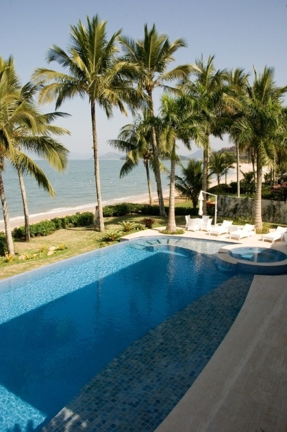 Beach House in Brazilian cost - Swimming pool Area
