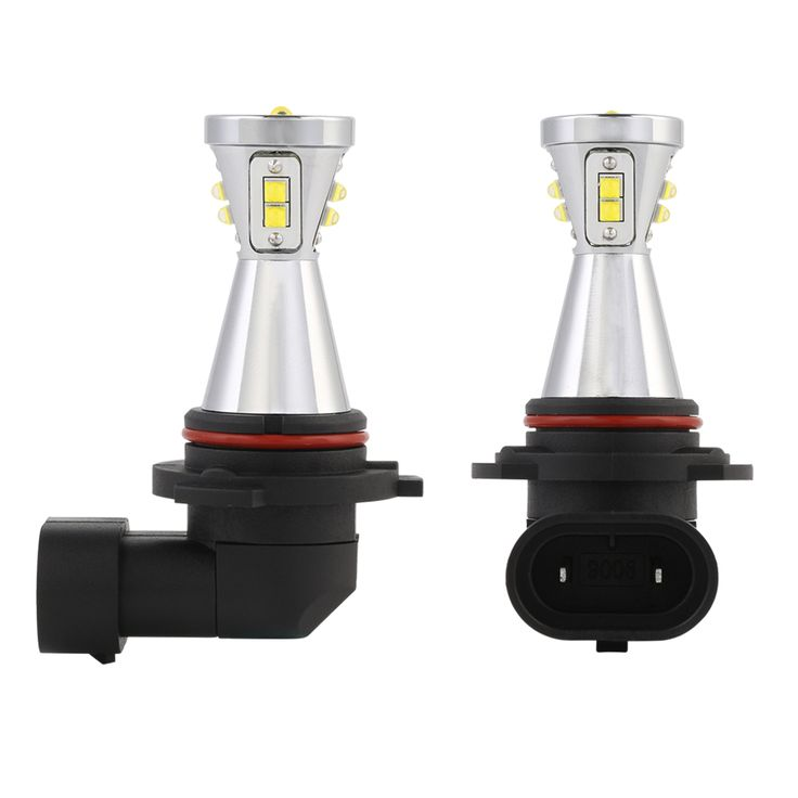 NOVSIGHT A361 9005 9006 H4 H7 H11 90W 6000K 1500LM LED Fog Lights
