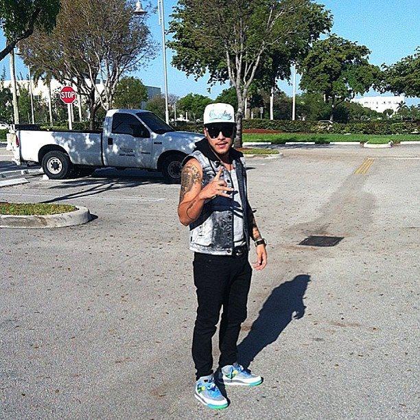 #Miami @ChrisGFlowMusic