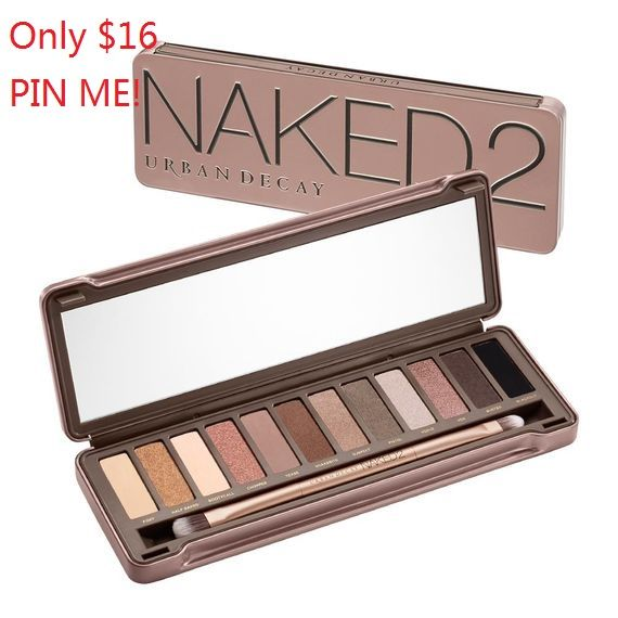 Discount Urban Decay Eyeshadows 2 Online ,Only $16,Pin it Now~~~