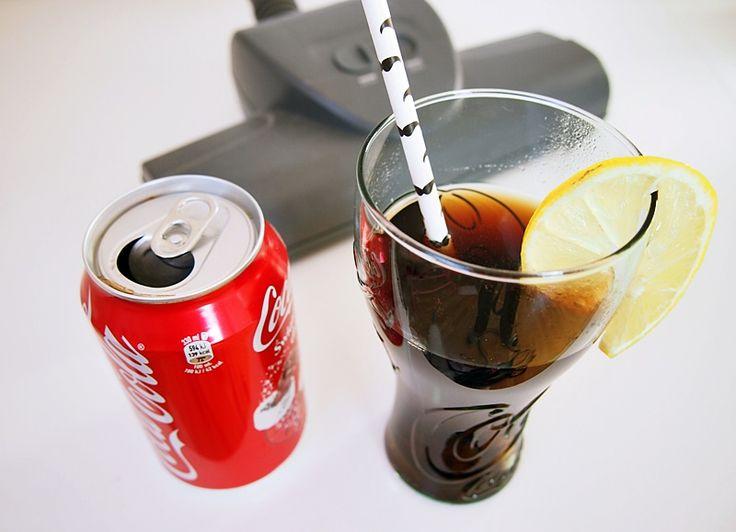 Dziwne, ale skuteczne zastosowania Coca Coli