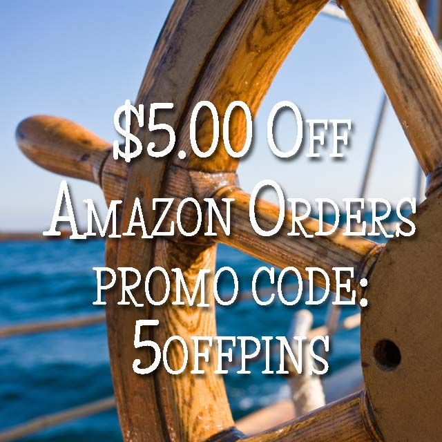 $5.00 off at www.amazon.com/shops/uniquetextileprinting Great nautical decor including sailcloth prints, garden flags, welcome mats, door decor and billiard cloths.