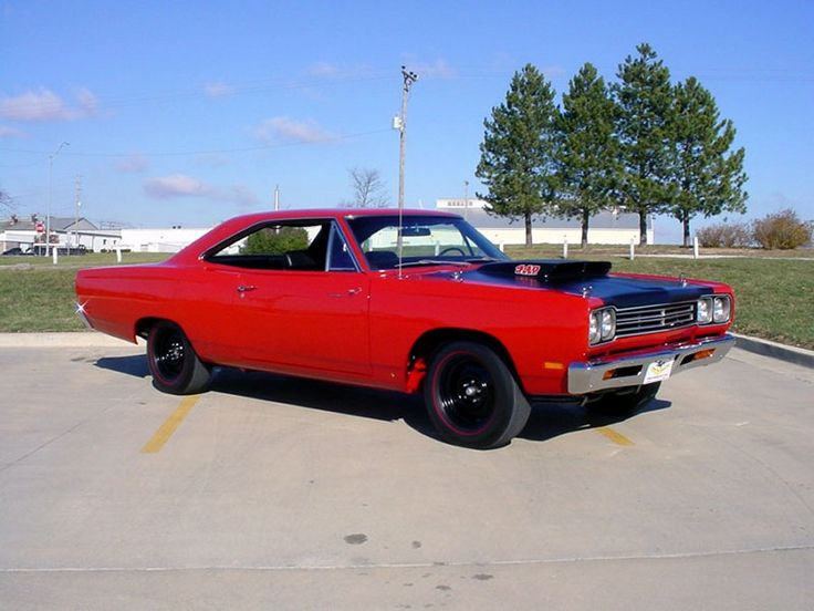 1969 road runner, a12   1969 Plymouth Road Runner 440 A12 - Dark-Cars Wallpapers