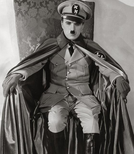 Charles Chaplin, 1940
