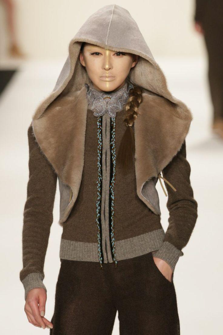 fsbpt013.02com katya Zol highres - New York Fashion Week Fall-Winter 2014 - Katya Zol - Gallery - Modelixir Universe
